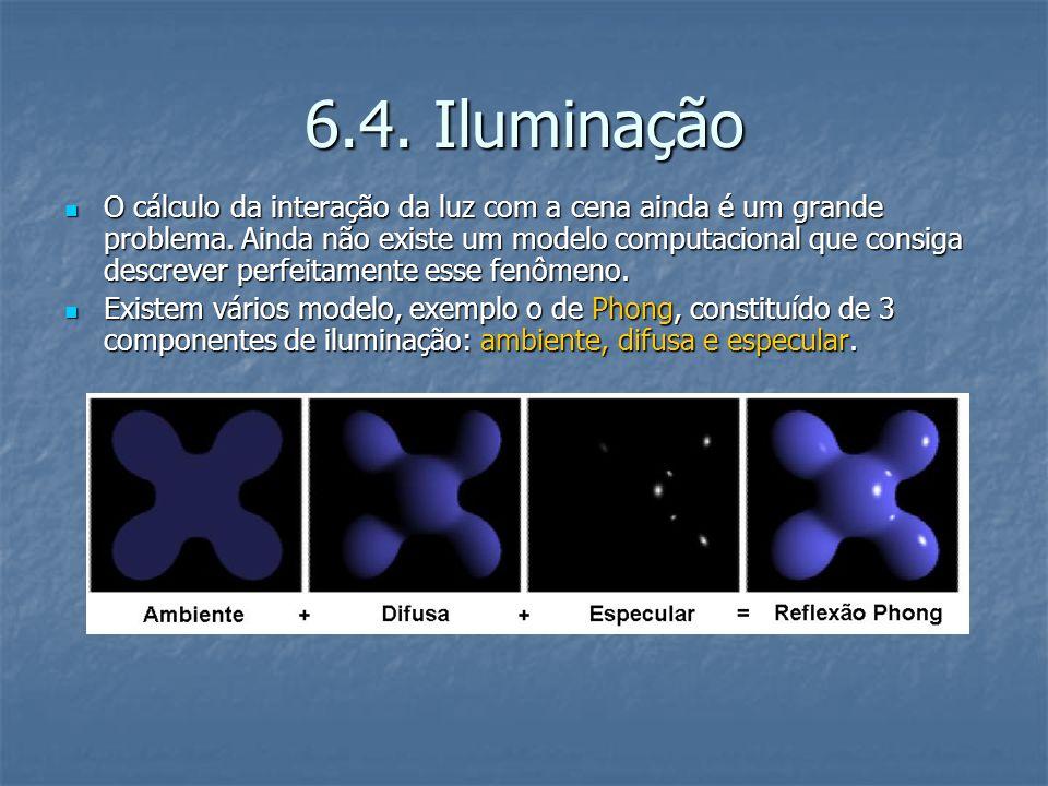 6.4. Iluminação