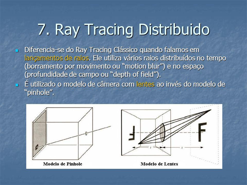 7. Ray Tracing Distribuido