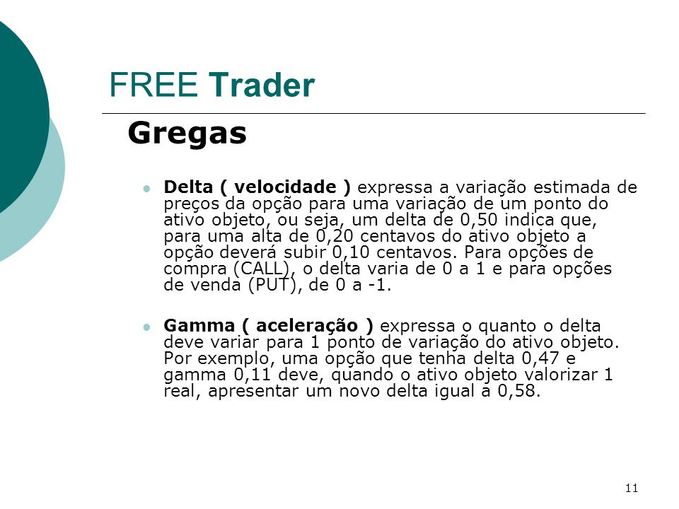 FREE Trader Gregas.