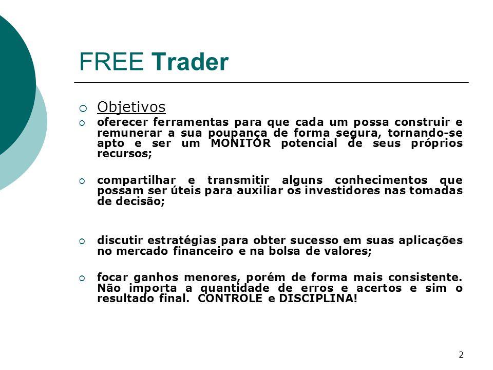 FREE Trader Objetivos.