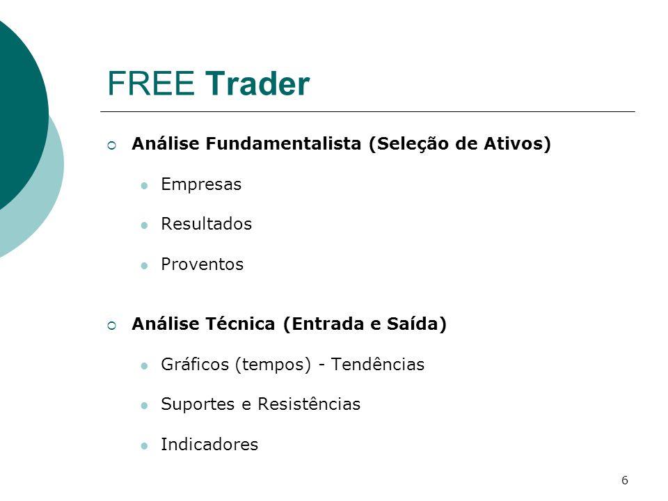 FREE Trader Análise Fundamentalista (Seleção de Ativos) Empresas