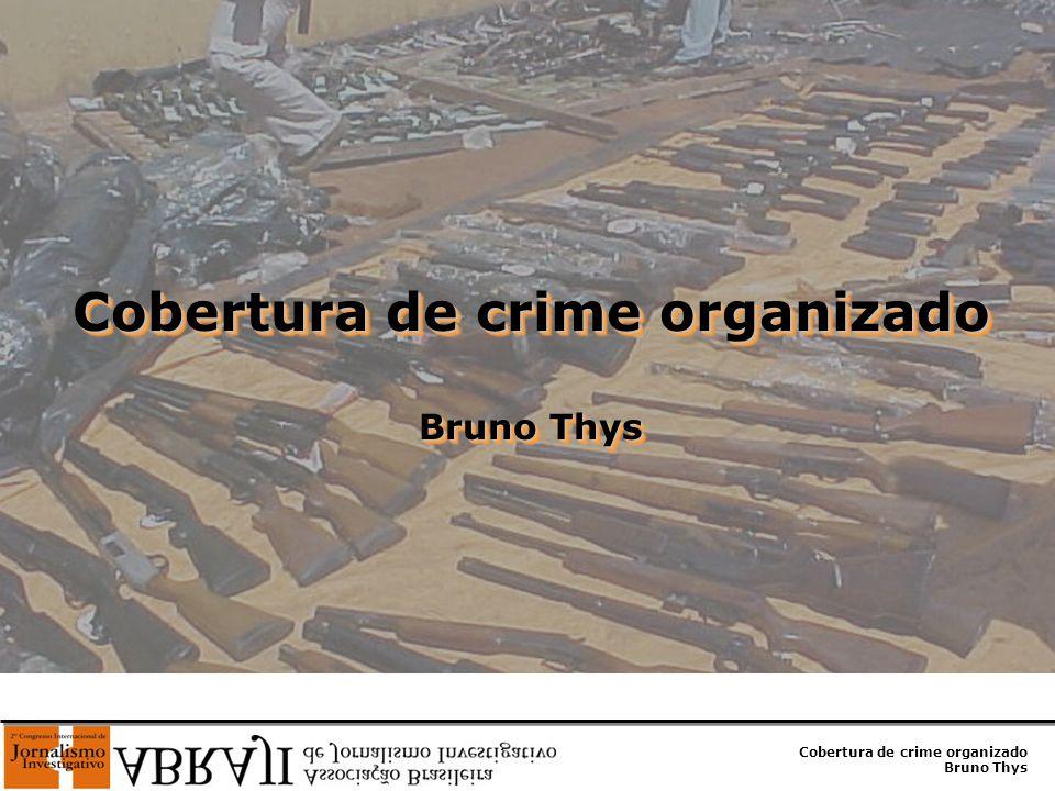 Cobertura de crime organizado