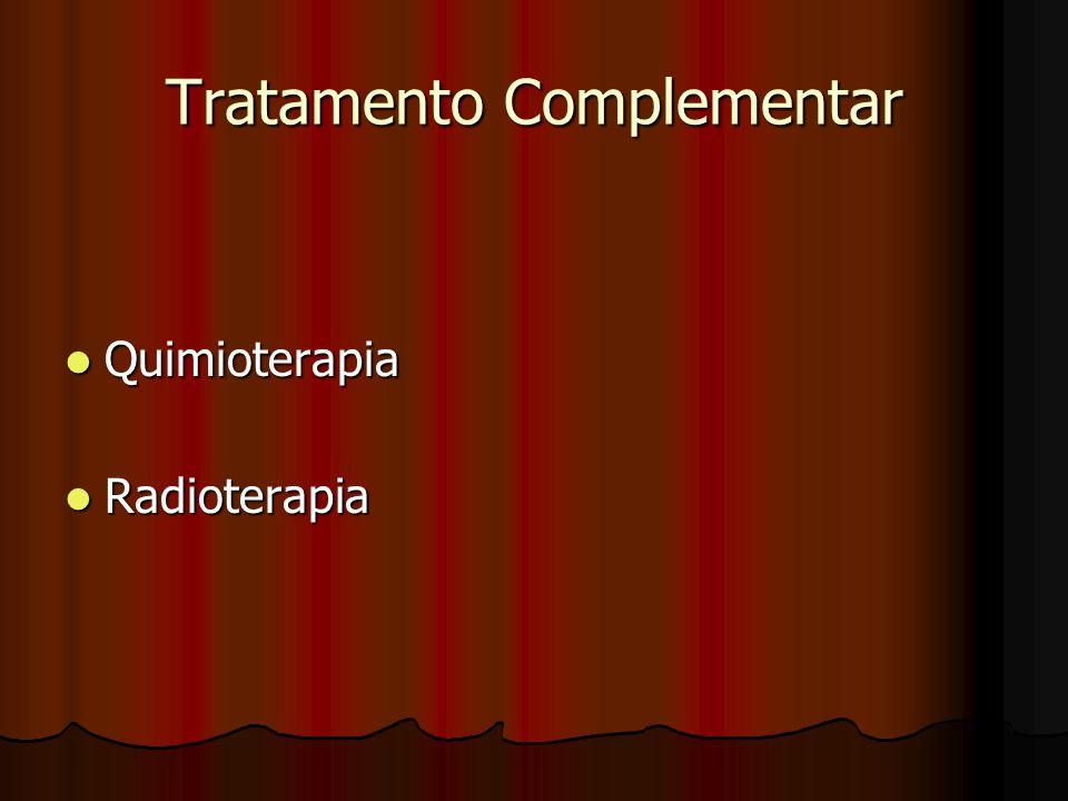 Tratamento Complementar