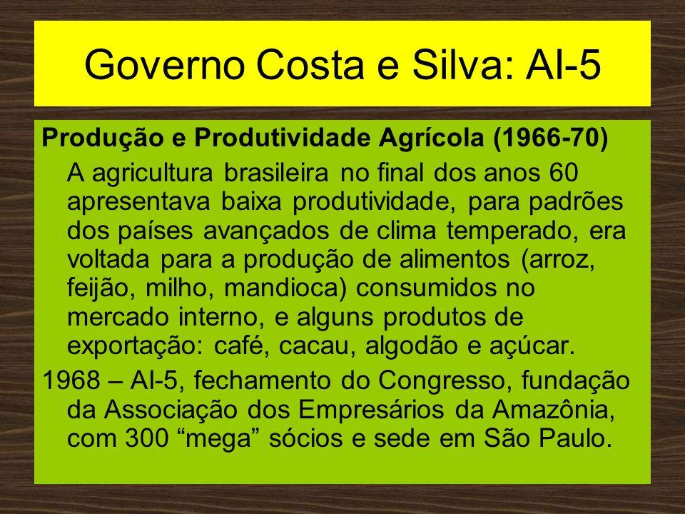 Governo Costa e Silva: AI-5