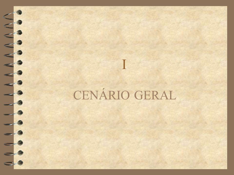 I CENÁRIO GERAL