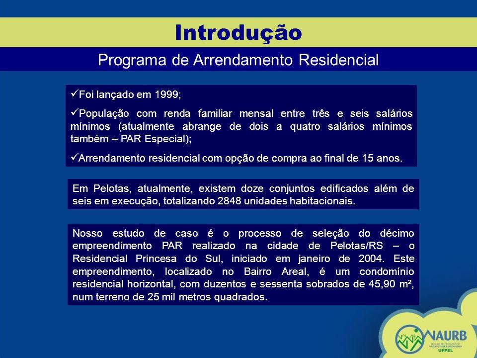Programa de Arrendamento Residencial