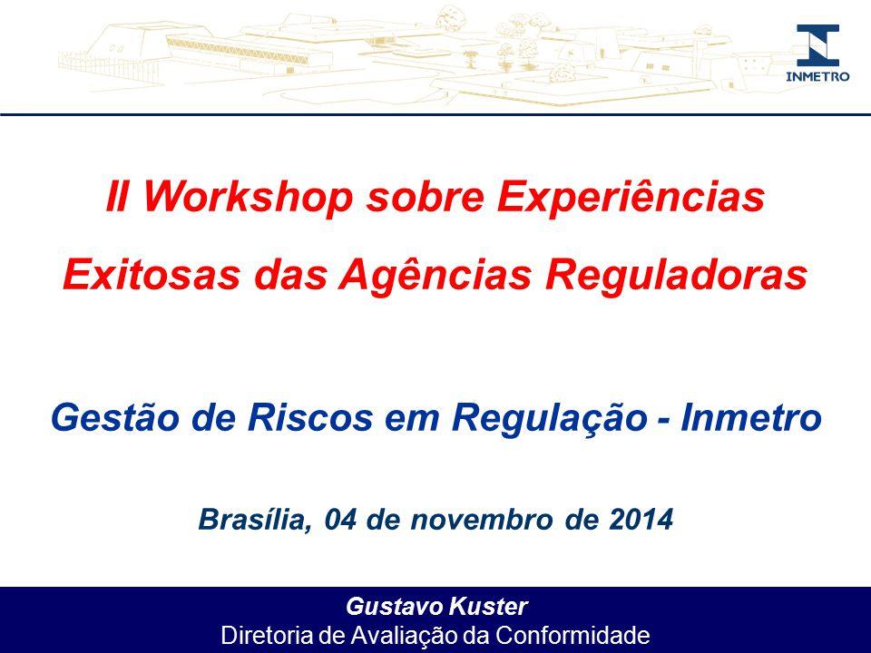 II Workshop sobre Experiências Exitosas das Agências Reguladoras