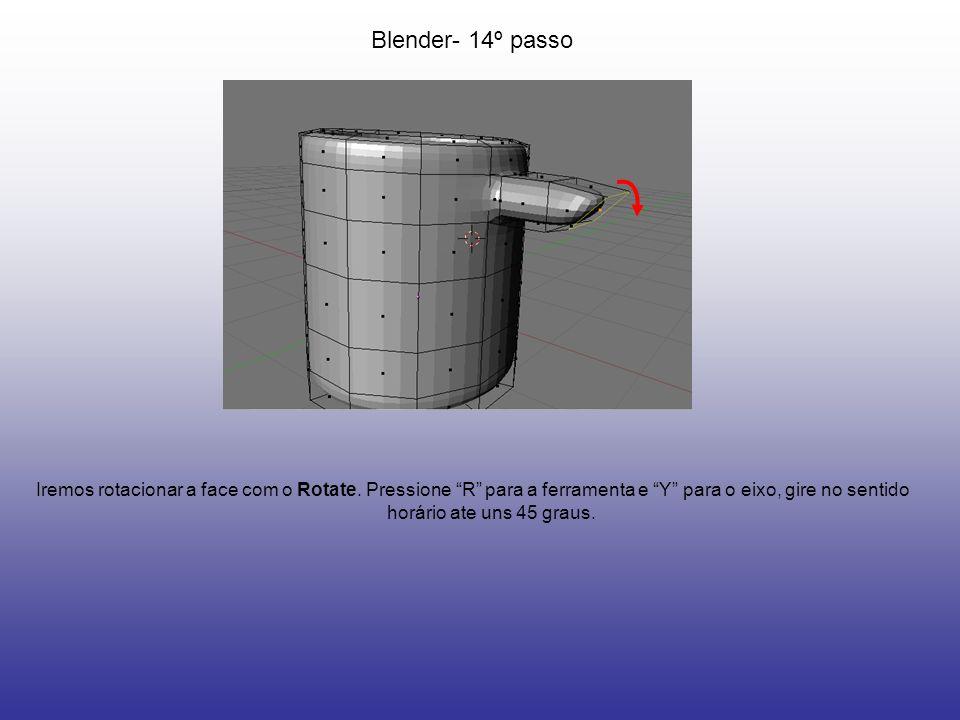 Blender- 14º passo