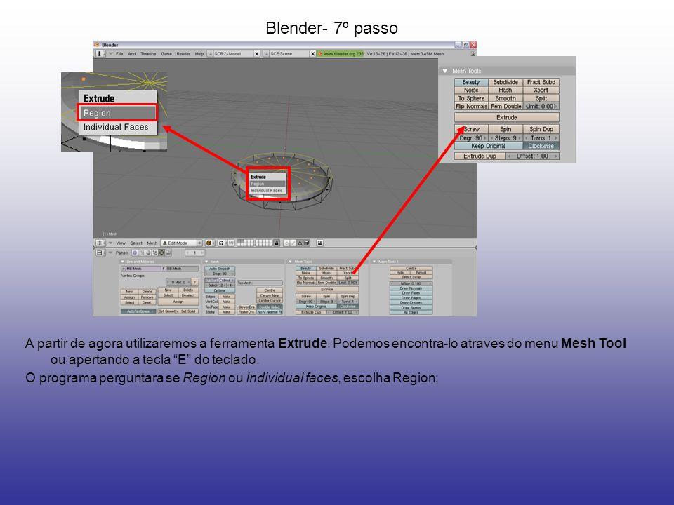 Blender- 7º passo