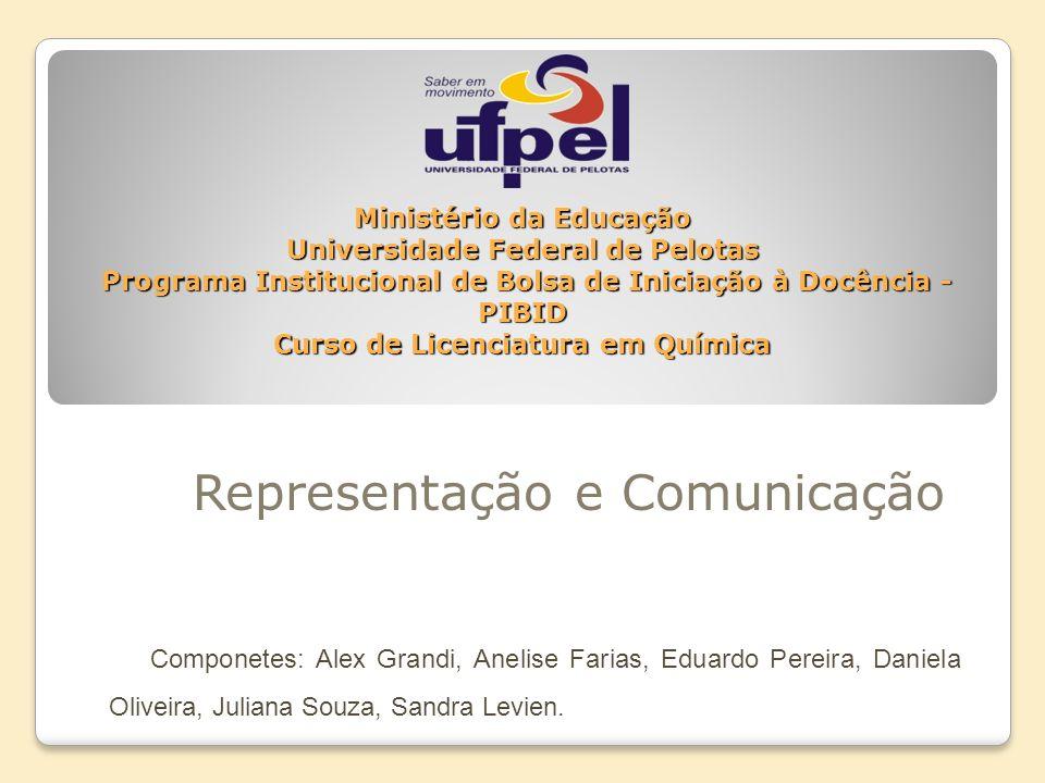Representação e Comunicação