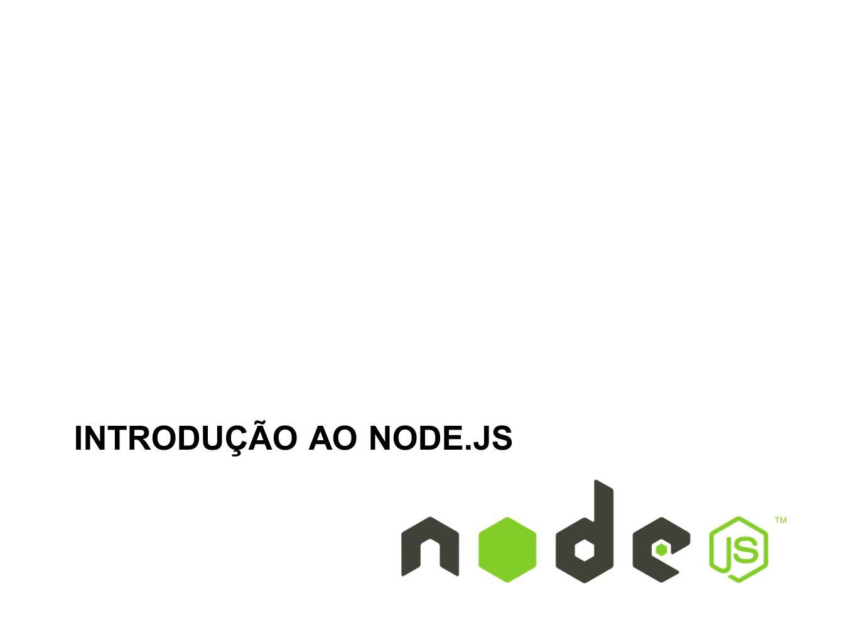 introdução ao node.js