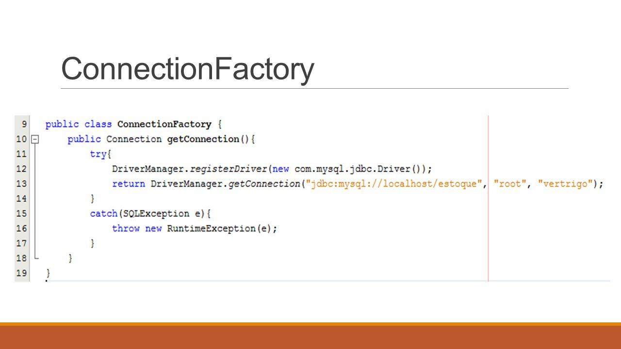 ConnectionFactory