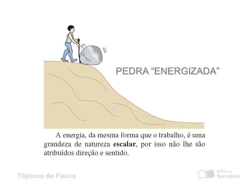 PEDRA ENERGIZADA