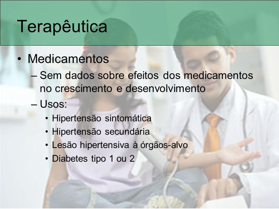 Terapêutica Medicamentos