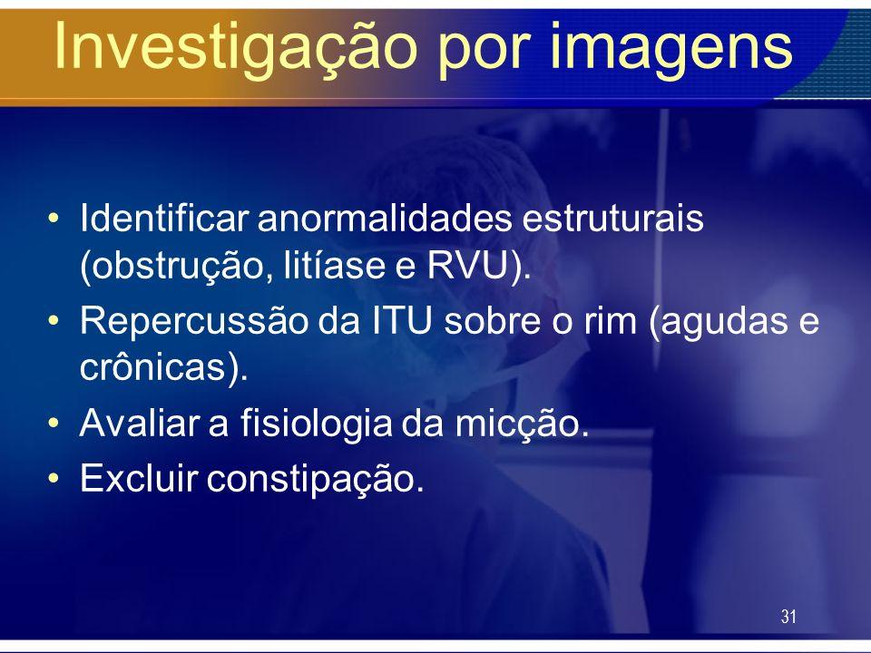 Investigação por imagens