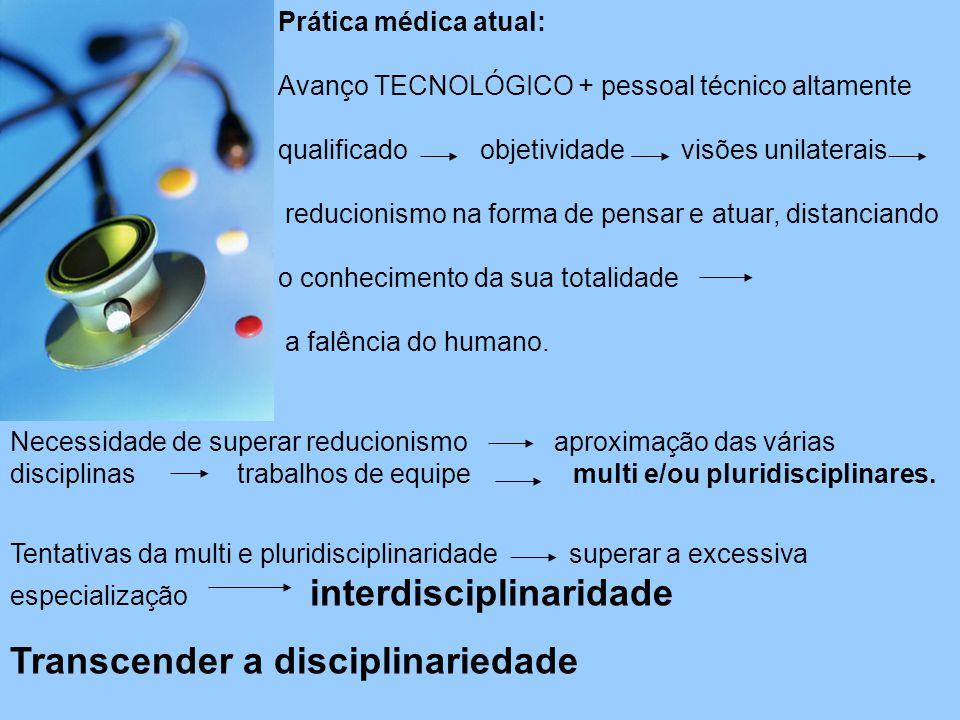 Transcender a disciplinariedade