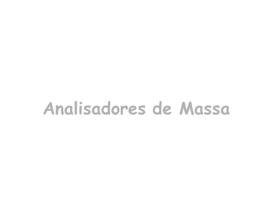 Analisadores de Massa