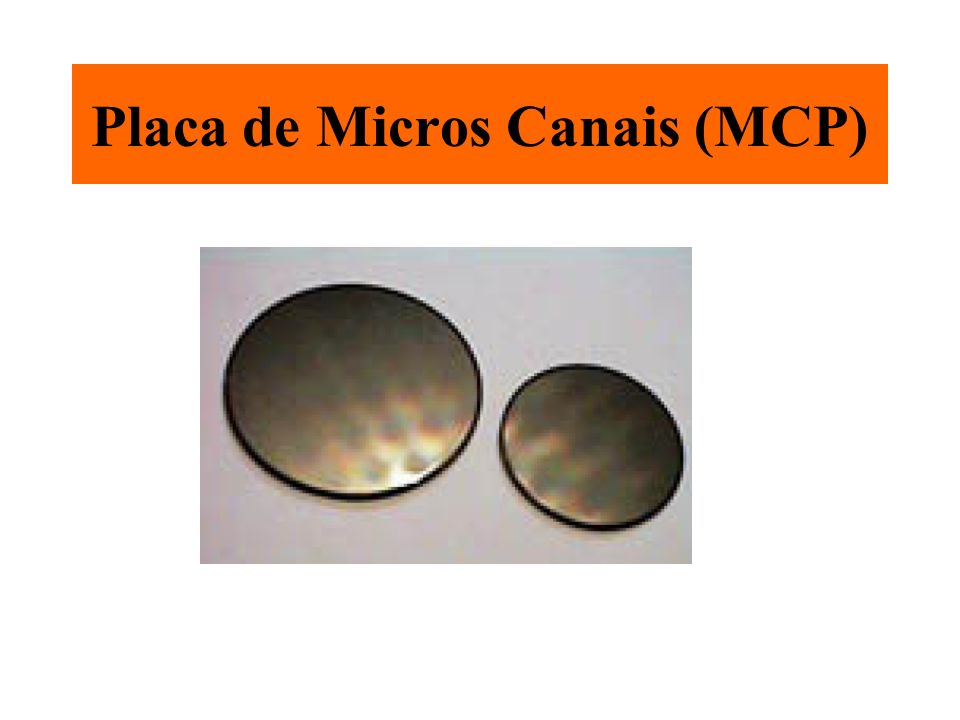 Placa de Micros Canais (MCP)