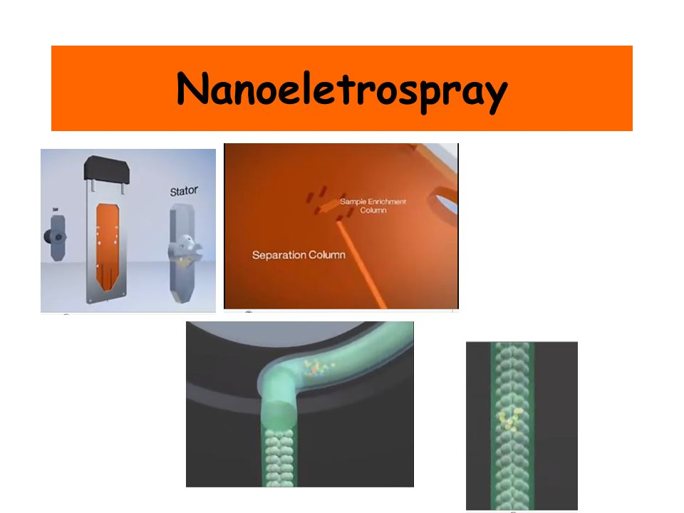 Nanoeletrospray