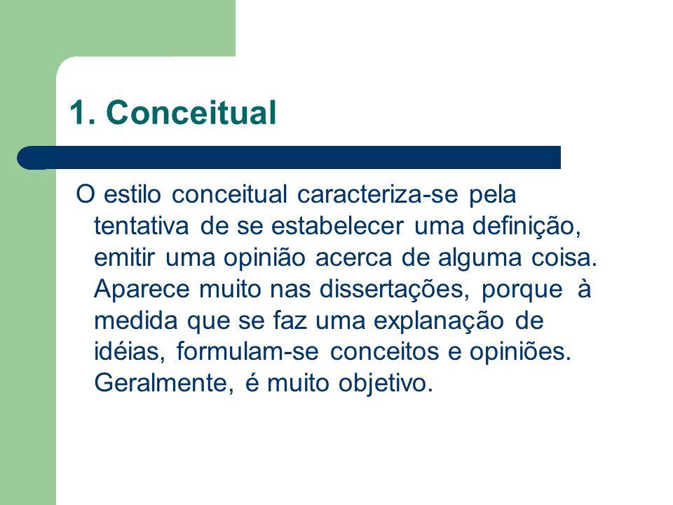 1. Conceitual