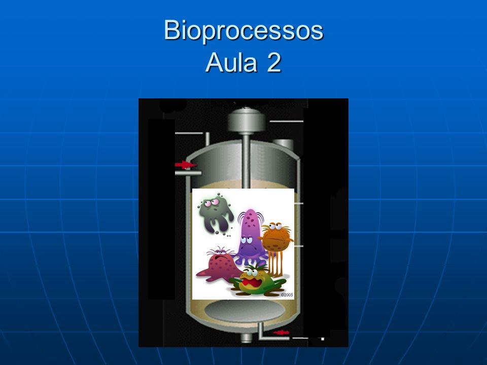 Bioprocessos Aula 2