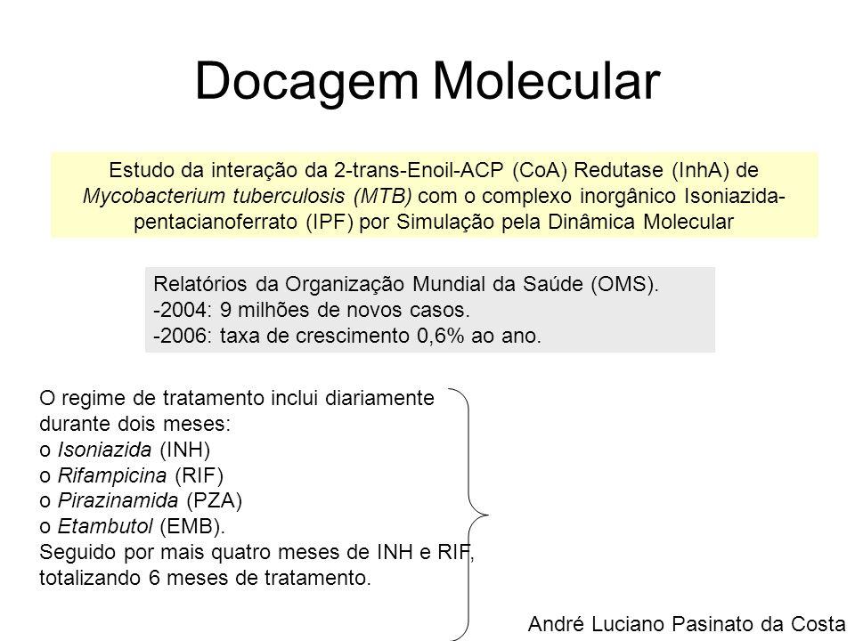 Docagem Molecular