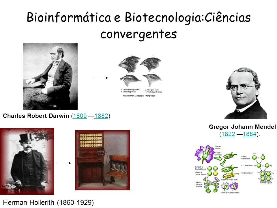 Bioinformática e Biotecnologia:Ciências convergentes