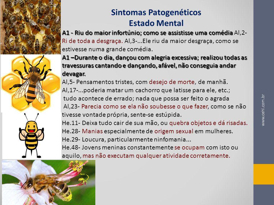 Sintomas Patogenéticos