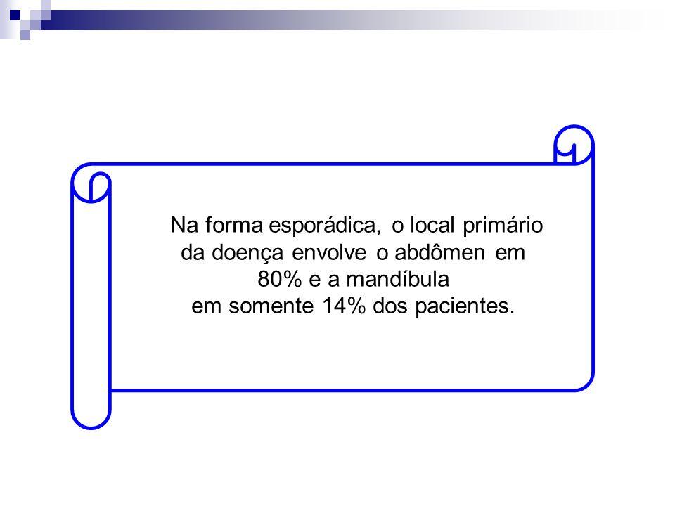 em somente 14% dos pacientes.