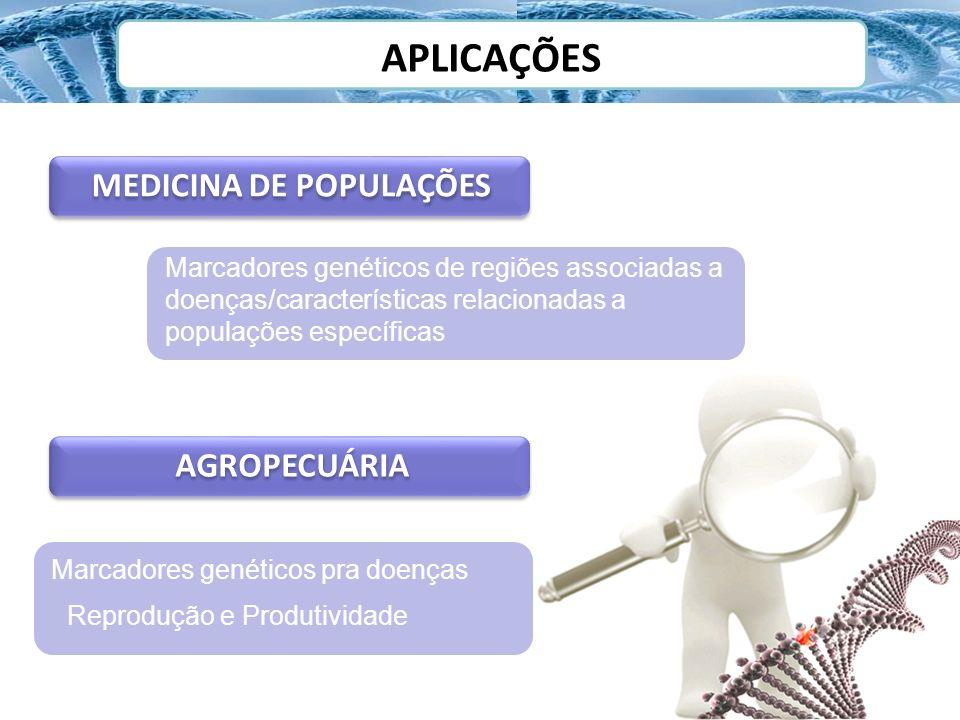 MEDICINA DE POPULAÇÕES