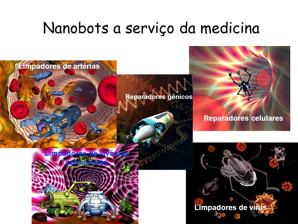 Nanobots a serviço da medicina