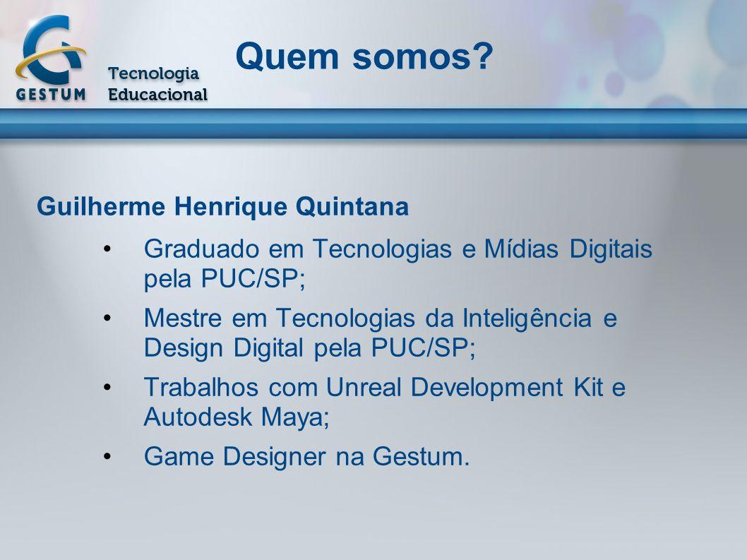 Quem somos Guilherme Henrique Quintana