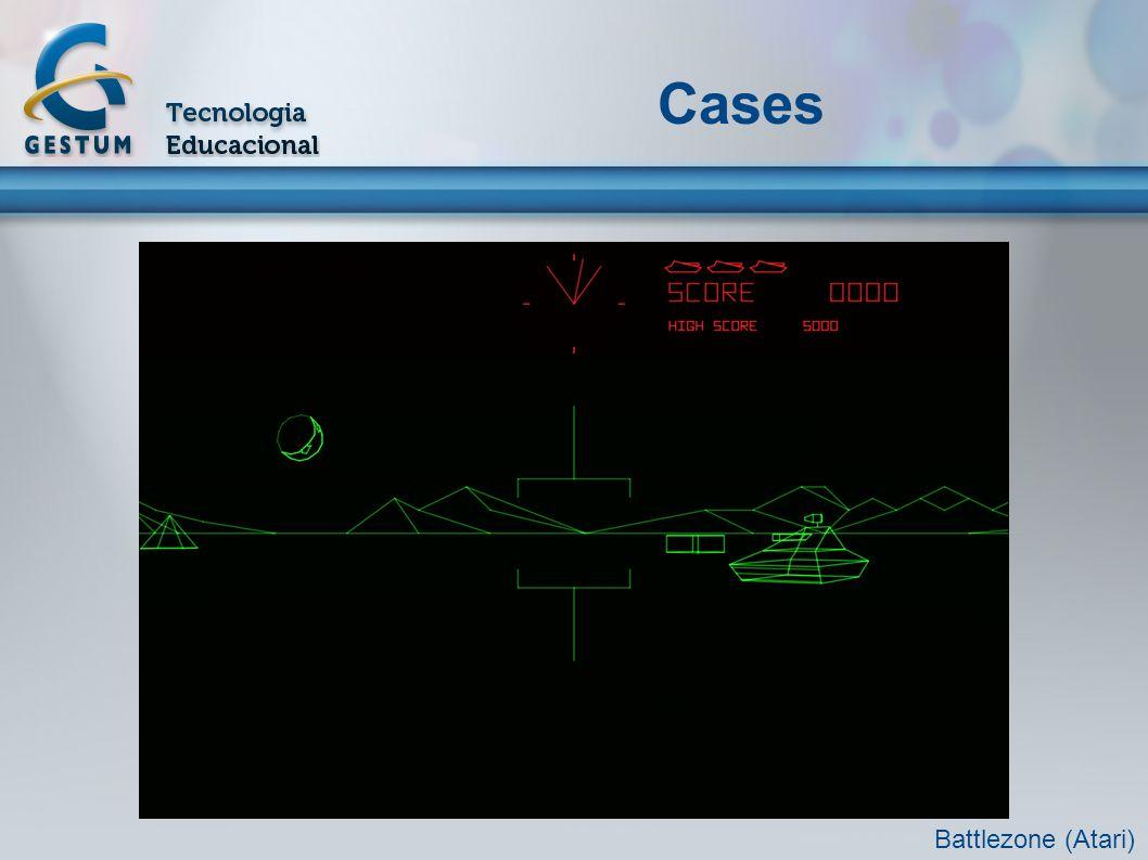 Cases Battlezone (Atari)