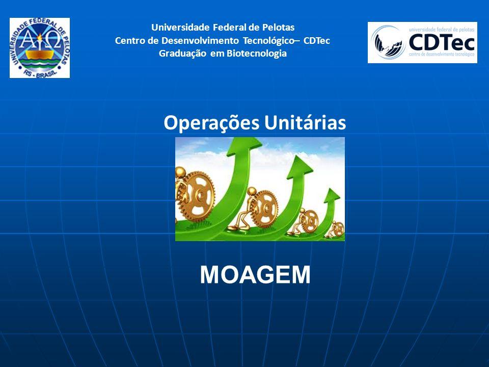 MOAGEM Operações Unitárias Universidade Federal de Pelotas