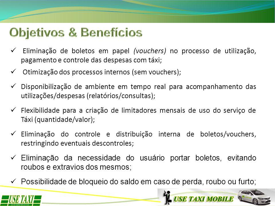 Objetivos & Benefícios