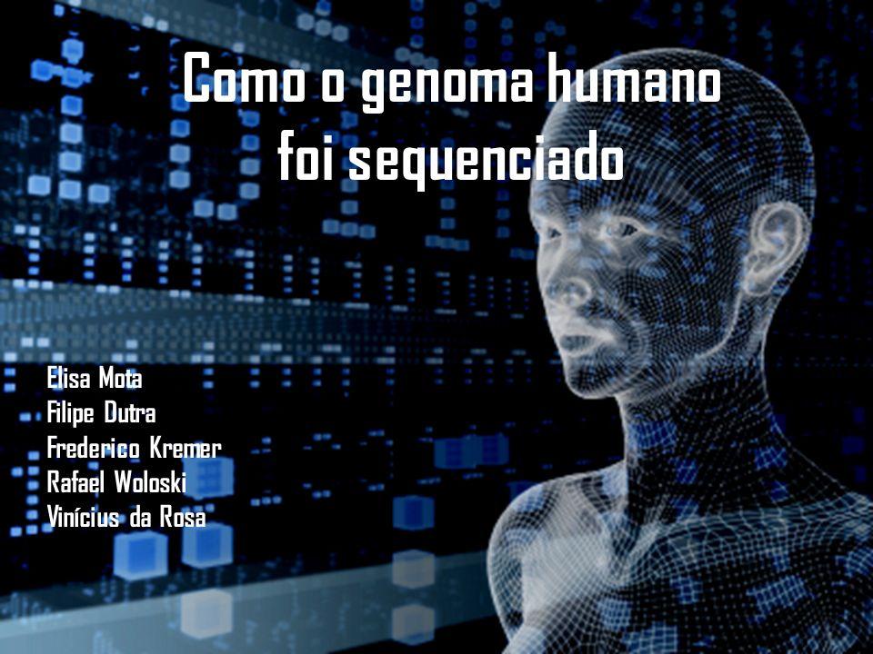 Como o genoma humano foi sequenciado