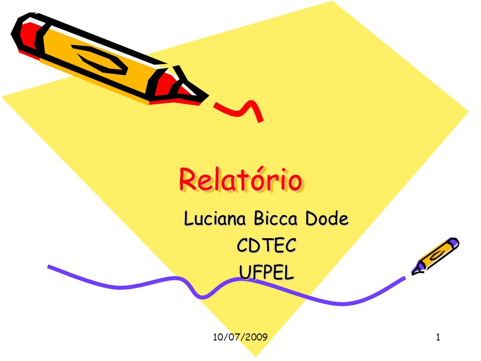 Luciana Bicca Dode CDTEC UFPEL