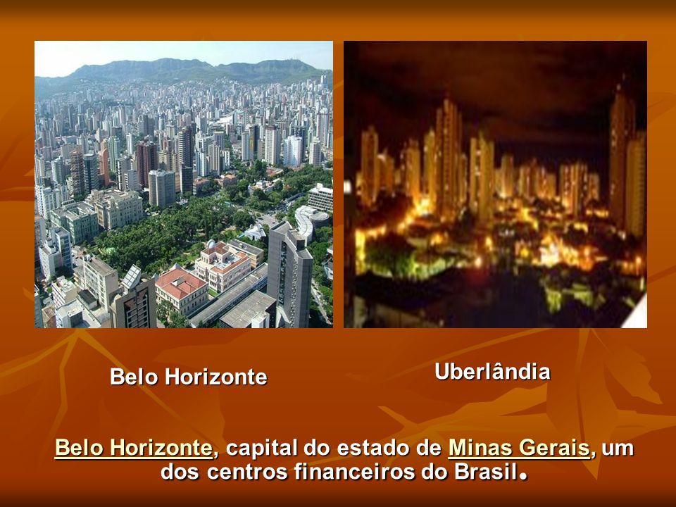 Uberlândia Belo Horizonte.