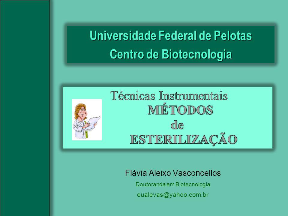 Universidade Federal de Pelotas Centro de Biotecnologia