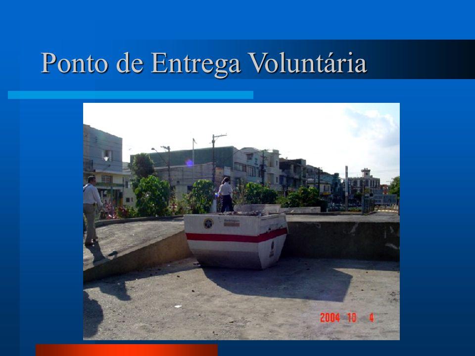 Ponto de Entrega Voluntária