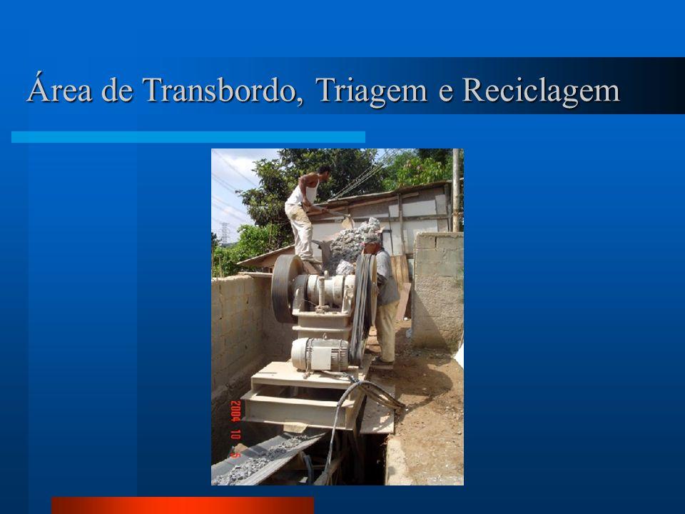 Área de Transbordo, Triagem e Reciclagem