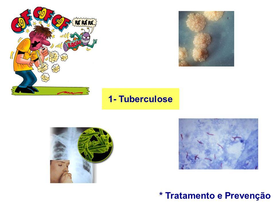 * Tratamento e Prevenção