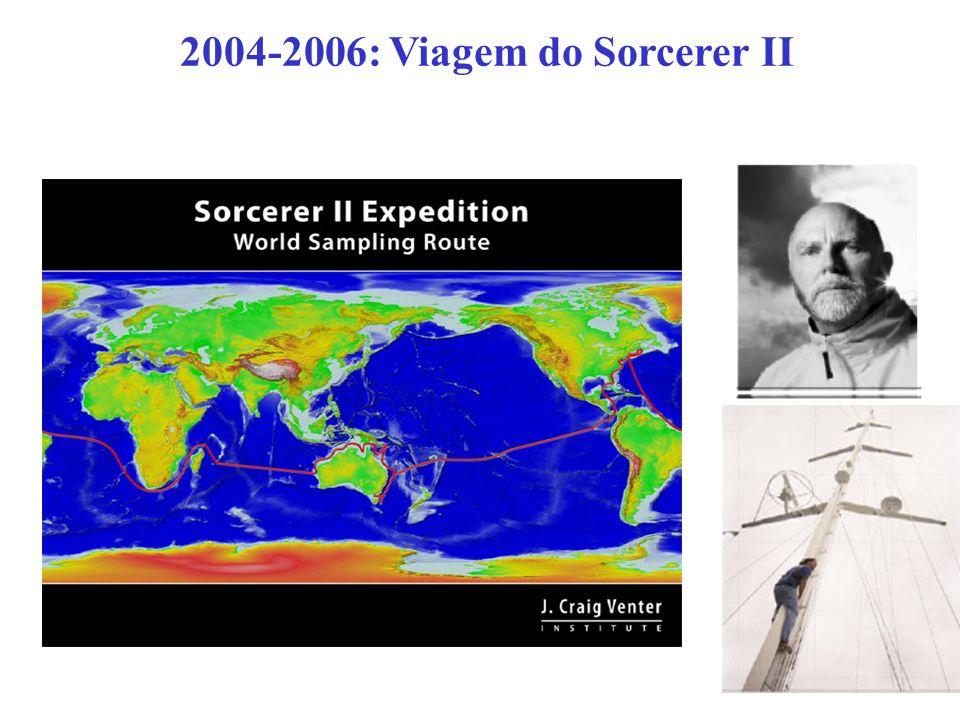 2004-2006: Viagem do Sorcerer II