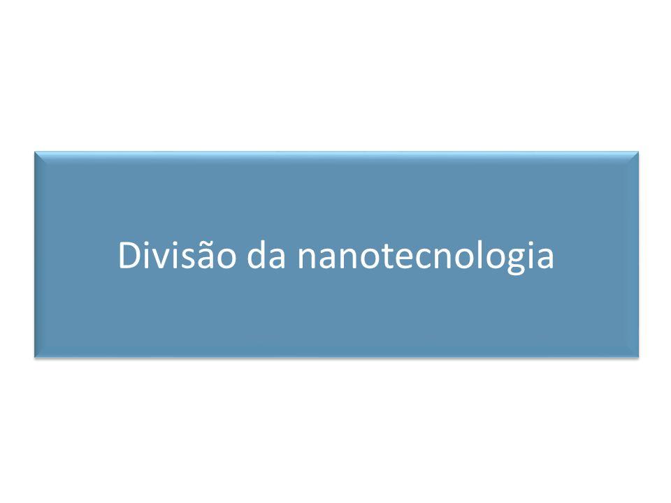 Divisão da nanotecnologia