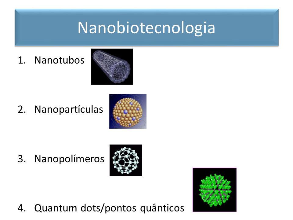 Nanobiotecnologia Nanotubos Nanopartículas Nanopolímeros