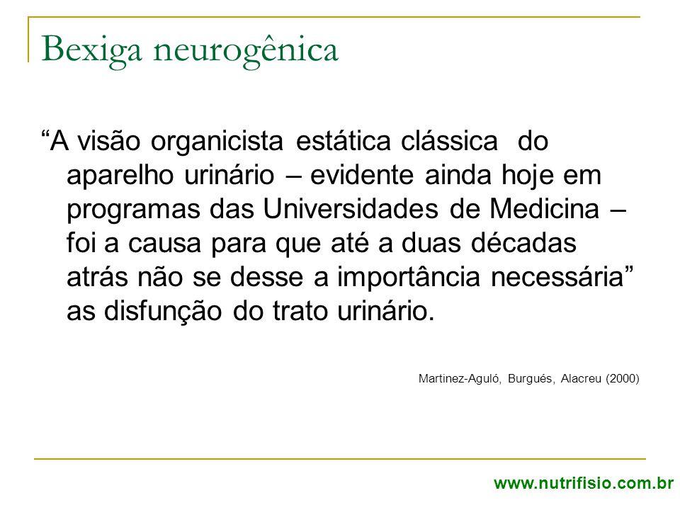 Bexiga neurogênica
