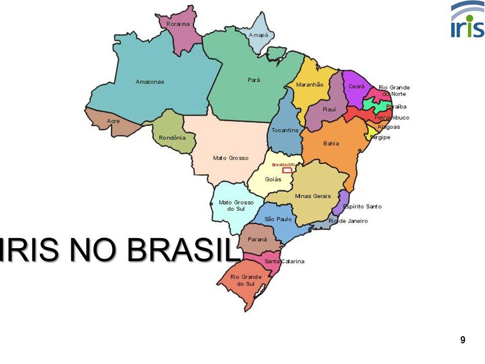 IRIS NO BRASIL