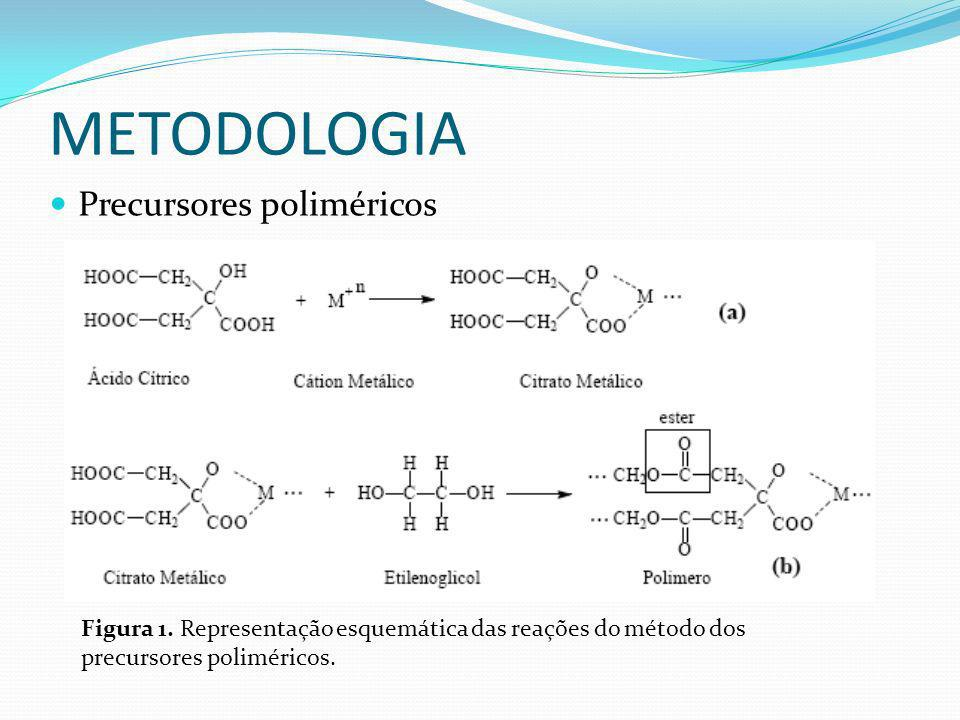 METODOLOGIA Precursores poliméricos