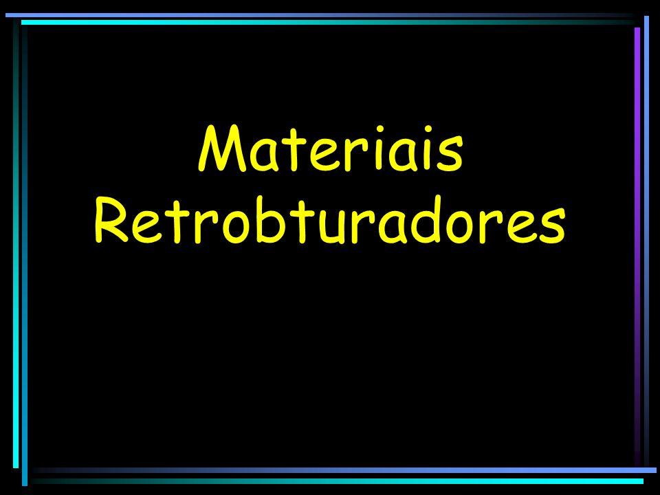 Materiais Retrobturadores