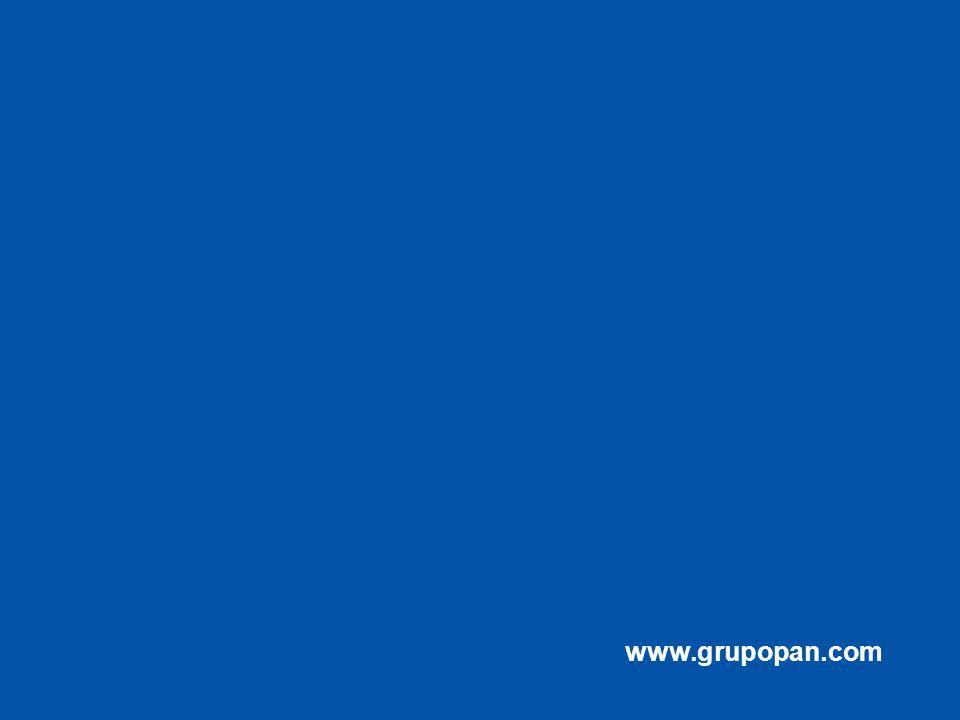 Standard layout www.grupopan.com